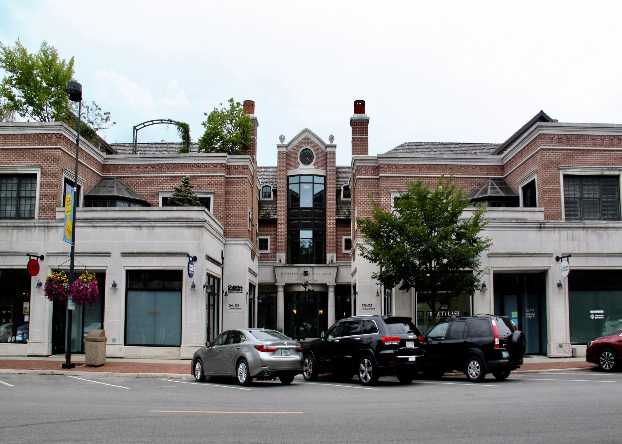 Winnetka Retail Repositioning
